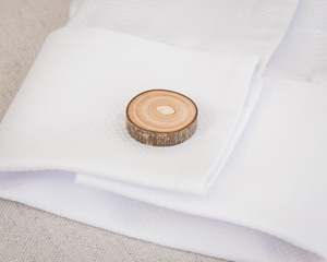 Tree Branch Cufflinks